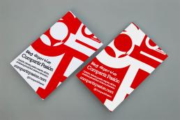 Presentación de tarjetas para CompartirPasión.com